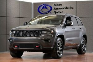 2018 Jeep Grand Cherokee Trailhawk 4X4 CUIR TOIT NAV HITCH