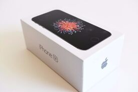 iPhone SE Space Grey 16GB EE Locked BRAND NEW Sealed