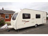 2008 Avondale Dart 556/6 (6 berth) touring caravan for sale