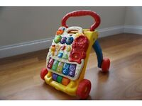 Vtech FirstSteps Baby Walker, Toddle, Children's Toys