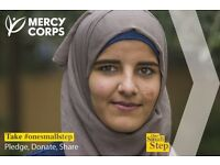 Volunteer with Mercy Corps this Christmas