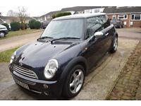 MINI ONE 2005, 73000 Miles, 11 months MOT- Selling due to needing bigger car.
