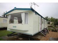 For sale: Lovely static caravan on Tattershall Lakes Country Park. Only £13,650!