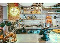Full time Brunch & Salad Chef - Immediate start - Willesden - Harlesden - Kensal Green