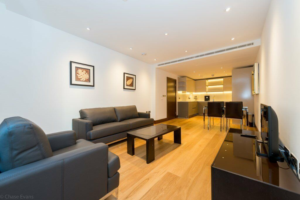 MODERN DESIGNER FURNISHED 1 BED APARTMENT - HOLBORN FARRINGDON STRAND CONVENT GARDEN CHANCERY LANE