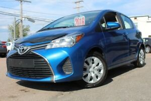 2016 Toyota Yaris LE HATCHBACK AUTOMATIQUE BLUETOOTH