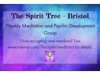 Weekly Meditation and Psychic development classes