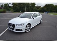 AUDI A3 2014 1.6TDI S LINE QUICK SALE REQUIRED