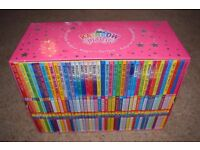 The Ultimate Rainbow Magic Collection 42 Books Set. Used but good condition