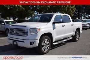 2016 Toyota Tundra Platinum, CREW CAB MAX, ONE OWNER