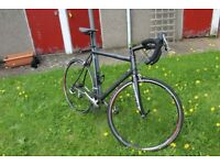Cannondale road bike double
