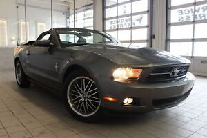 2010 Ford Mustang V6 PREMIUM CUIR MAG A/C BAS KM!!!