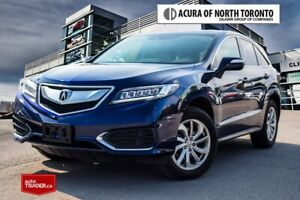 2017 Acura RDX Tech at No Accident  Low KM  Remote Start