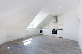 Brand new 1 bedroom flat in Streatham. WATER RATES INCLUDED. Furnished or unfurnished.