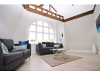 MAIDA VALE-Bright & Spacious THREE BED Two Bath Top Floor Flat (4th Floor) with private roof terrace
