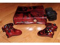 XBOX 360 SPECIAL EDITION + 7 games