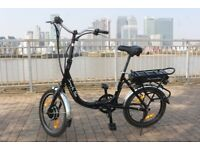 electric folding bike smarta