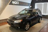 2010 Subaru Forester 2.5X Sport Tech Pkg, AWD, Nav, Rare 6 Speed