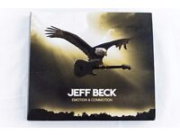 JEFF BECK - EMOTION & COMMOTION CD + DVD