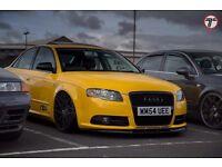 Audi a4 showcar