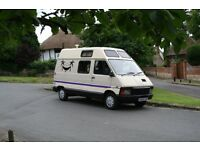 A magnificent 1988 Renault Trafic