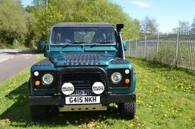 My Defender 90 for sale, will be sad to it go.