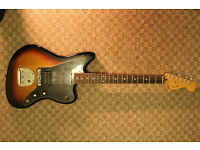 Fender Blacktop Jazzmaster - Made in Mexico