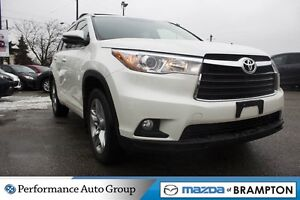 2015 Toyota Highlander Limited|7 PASS|NAVI|HEATED SEATS| ROOF