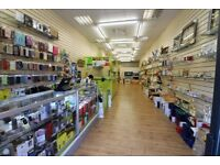 New & potential to double the shop on high street Hounslow - low premium--Viewing by appointment