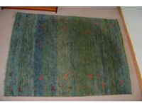 Handcrafted Gabbeh Rug