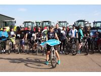 Charity Cycle Event Volunteers Needed! (21st August)