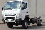 Fuso FG 4x4 Cab chassis Rocklea Brisbane South West Preview