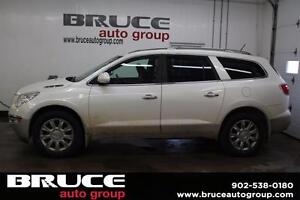 2011 Buick Enclave CXL 3.6L 6 CYL AUTOMATIC AWD PANORAMIC SUN RO