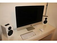 Apple iMac 27-Inch (Late 2012), Intel Core i7 Quad Core, 8GB RAM, 2GB Nvidia GTX Graphics Card