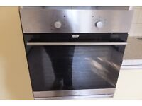 Logik Single Oven and Grill