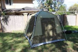 Black Wolf Canvas Turbo 240 Tent Mitcham Whitehorse Area Preview