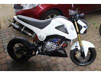 Honda MSX 125 183cc Big Bore