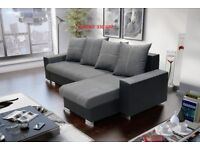 Corner sofa bed sofa bed UK STOCK 1-2 DAY DELIVERY AVIANO