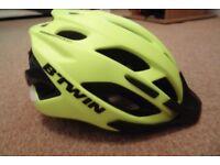 Helmet and lights
