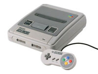 Super Nintendo Console (original) w/ all wires and controller - £80 or best offer
