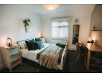 Newly Refurbished Rooms in Beeston. Bills Included!