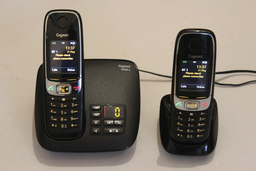 Pair of Gigaset C620A Nuisance Call Barring Cordless Phones | in Shawlands,  Glasgow | Gumtree
