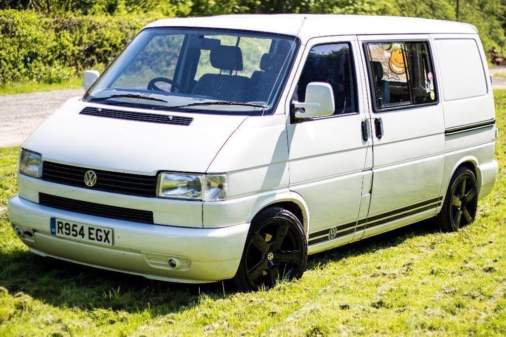 volkswagen transporter t4 1997 1.9 tdi (1z golf engine conversion