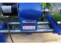 Record Wood Lathe