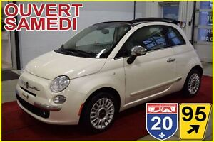 2015 Fiat 500C Lounge * CABRIO * BLUETOOTH *