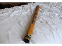Free bamboo didgeridoo