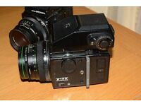 2 Bronica ETRS (complete) for sale