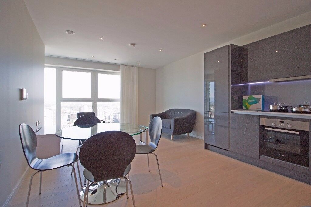 Glasshouse Gardens - Stratford E20 - 1 bedroom in 20th floor - Gym - Porter -Available 21/12/17 - JS