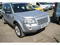 LANDROVER FREELANDER HSE TD4A ESTATE AUTO BOX – 07-REG