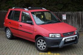 Mazda Demio 1.3 - Great Value - Lots of Paper Work - Drives Great - Bargain - 109k Miles